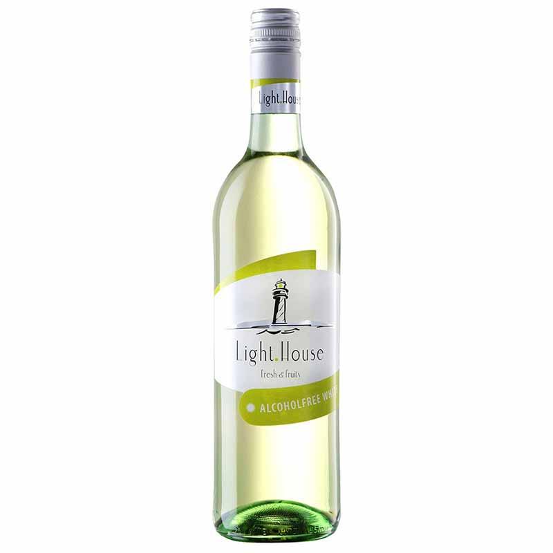 Безалкогольное белое вино полусладкое Light House Петер Мертес,