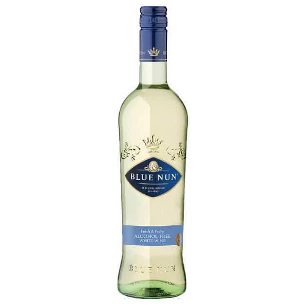 Безалкогольное вино Блу Нан купить цена белое полусладкое