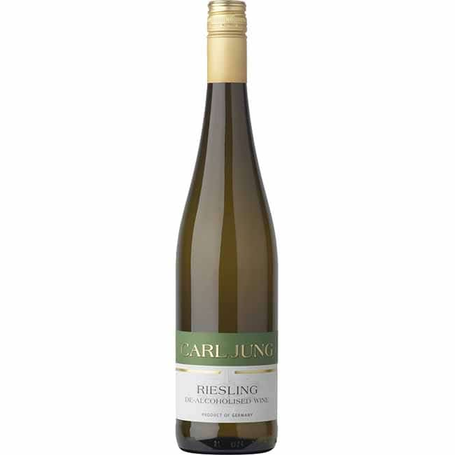 Безалкогольное вино белое Рислинг (Riesling) Карл Юнг (Carl Jung)