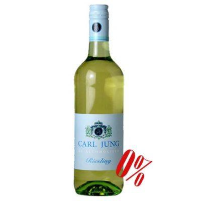 Купить Безалкогольное вино белое Рислинг (Riesling) Карл Юнг (Carl Jung)