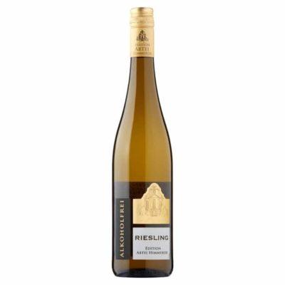 Безалкогольное белое вино Рислинг полусухое из Германии