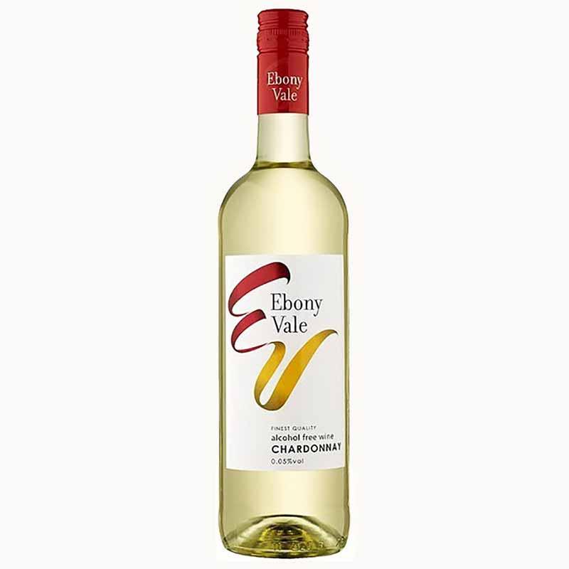 белое полусладкое безалкогольное вино Эбони Вейли Шардоне (Ebony Vale Chardonnay)