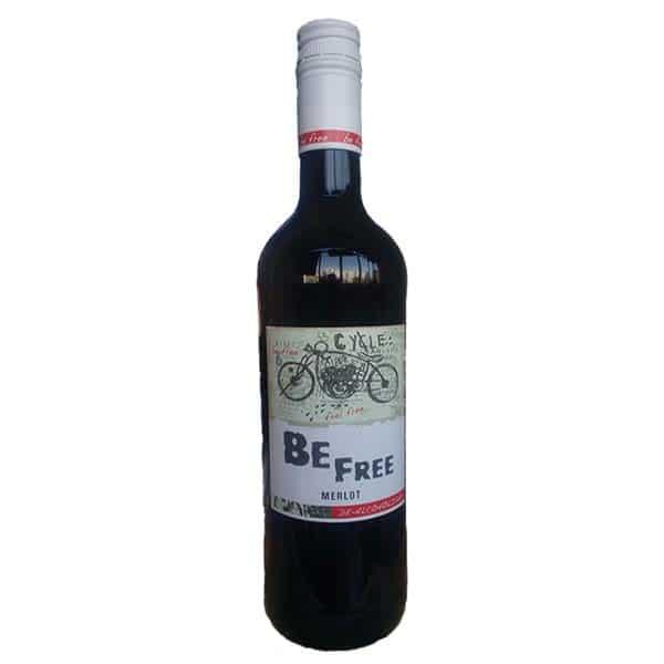 Безалкогольное вино Мерло красное Питер Мертес Германия купить