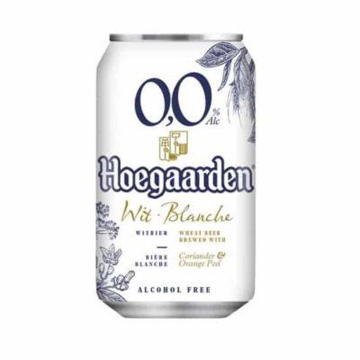 Безалкогольное пиво Hoegaarden (Хугарден) 0%, 330 мл, светлое
