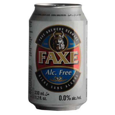 Купить Безалкогольное пивно Faxe Дания