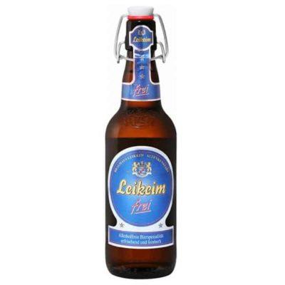Купить Безалкогольное пиво Лайкайм Фрай / Leikeim Frei, светлое, Германия, 0,5 л