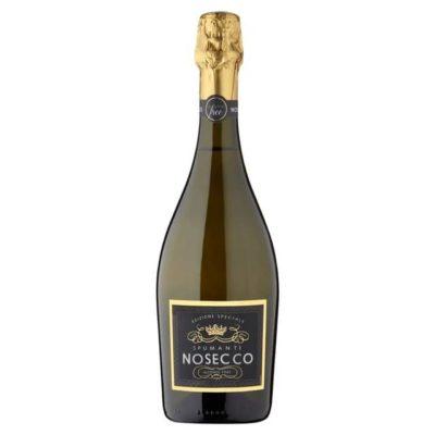 купить Безалкогольное шампанское Nosecco белое