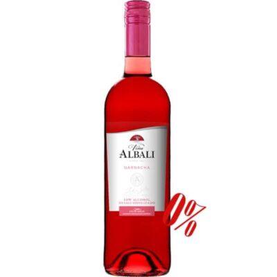 Купить Безалкогольное вино Garnacha Rosé Viña Albali / Вина Альбали Гарнача розовое