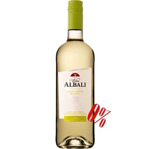 Купить Безалкогольное вино Sauvignon Blanc Viña Albali / Вина Альбали Совиньон Блан